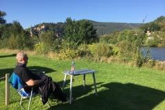 """Steeplatz """"Beim Ätsche"""" am Neckar"""